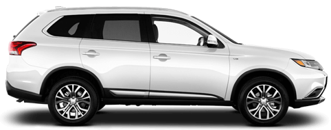 Universal Mitsubishi OUTLANDER