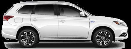Universal Mitsubishi OUTLANDER PLUG-IN HYBRID