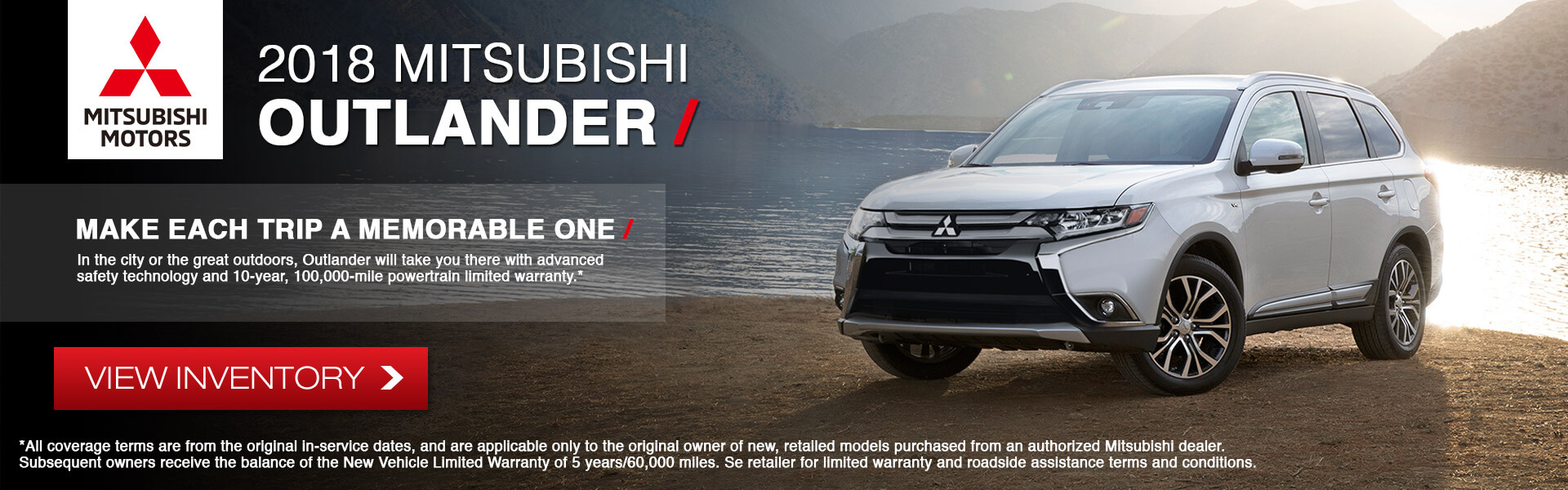 2018 Mitsubishi Outlander Evergreen