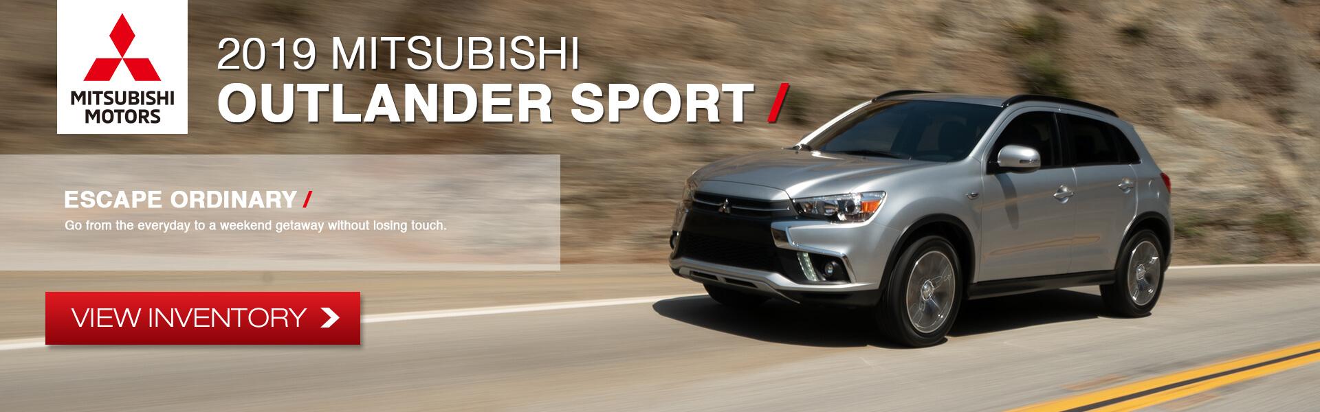 2018 Mitsubishi Outlander Sport Evergreen