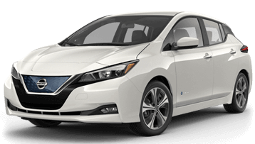 Nissan of Westbury Leaf