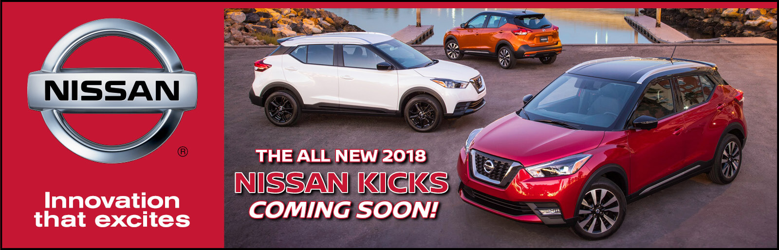 All New 2018 Nissan Kicks