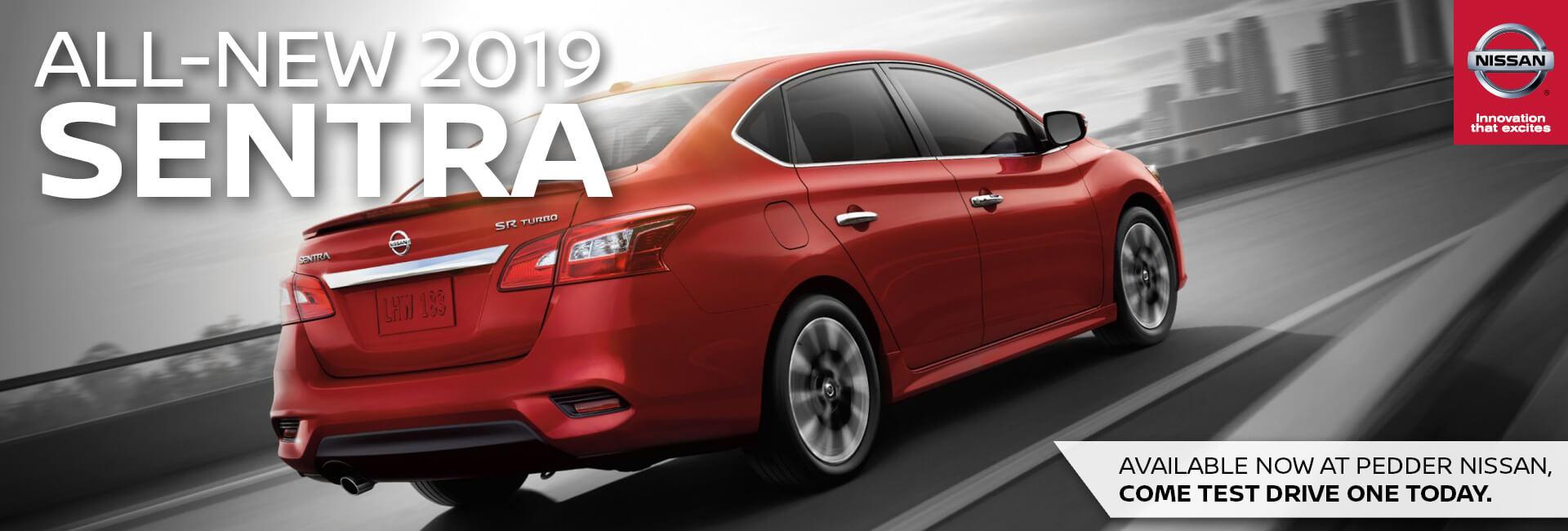 All-New 2019 Sentra