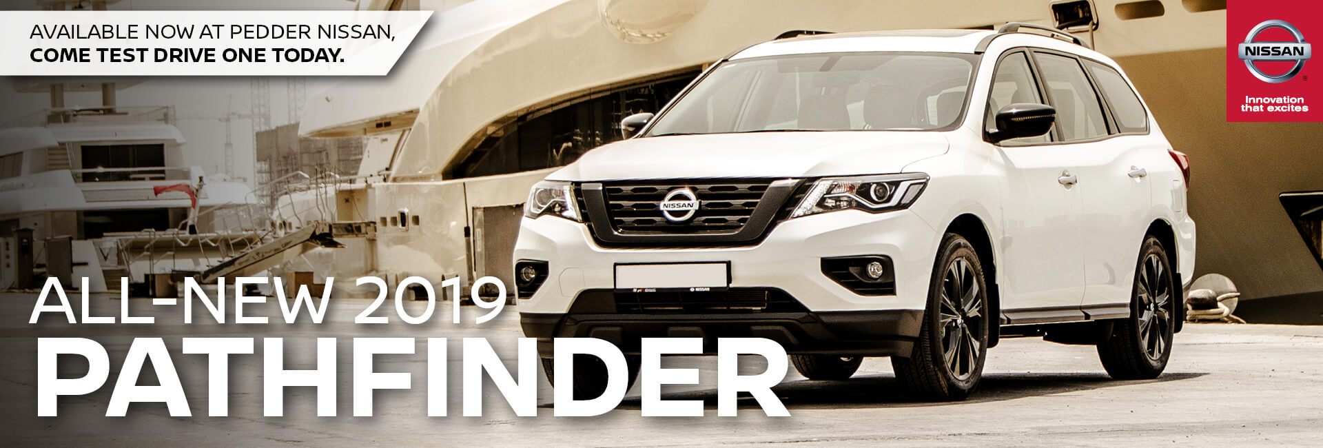 All-New 2019 Pathfinder