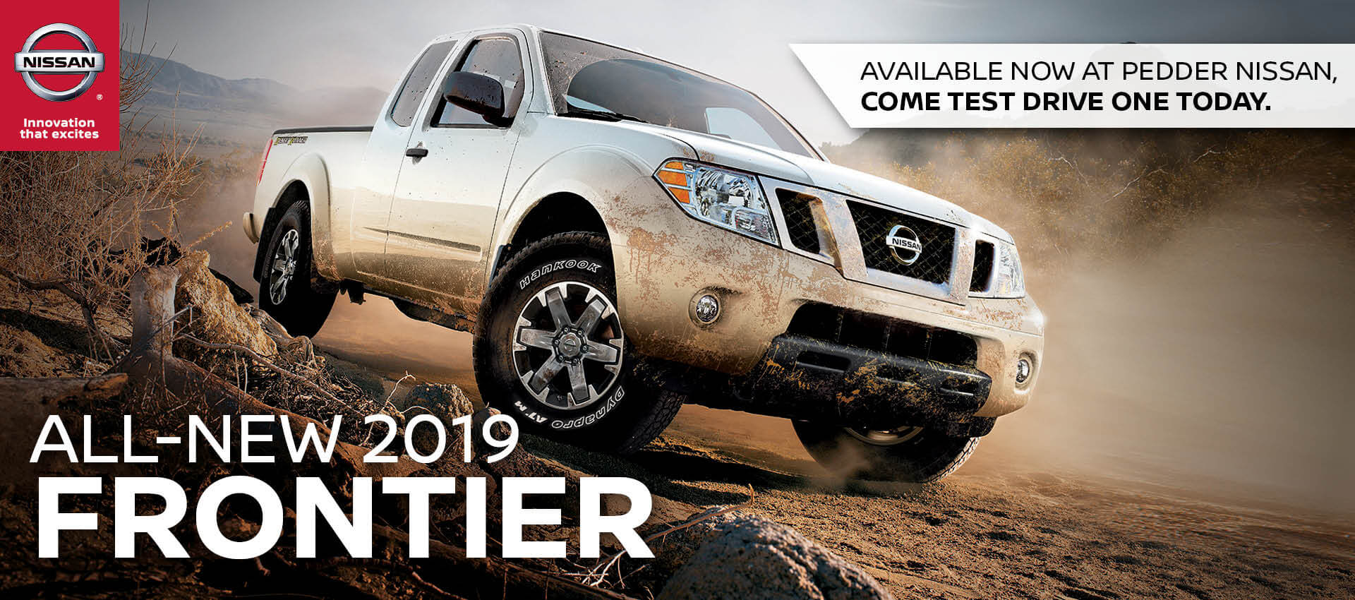 All-New 2019 Frontier