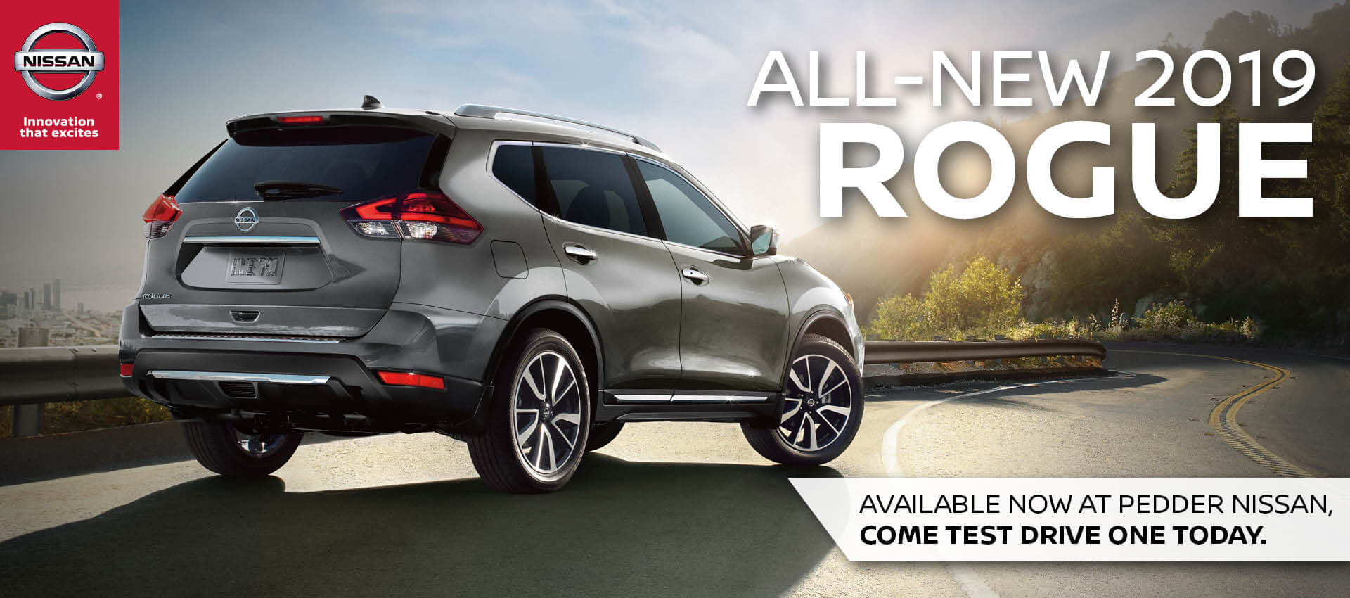 All-New 2018 Rogue