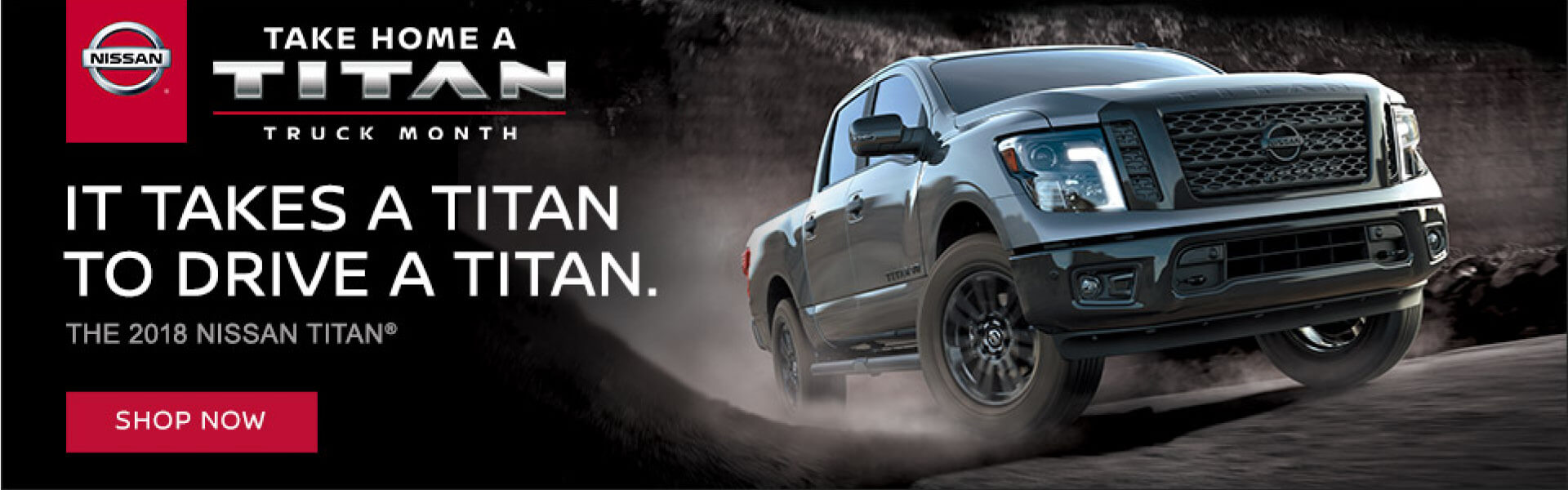Nissan Titan Truck Month