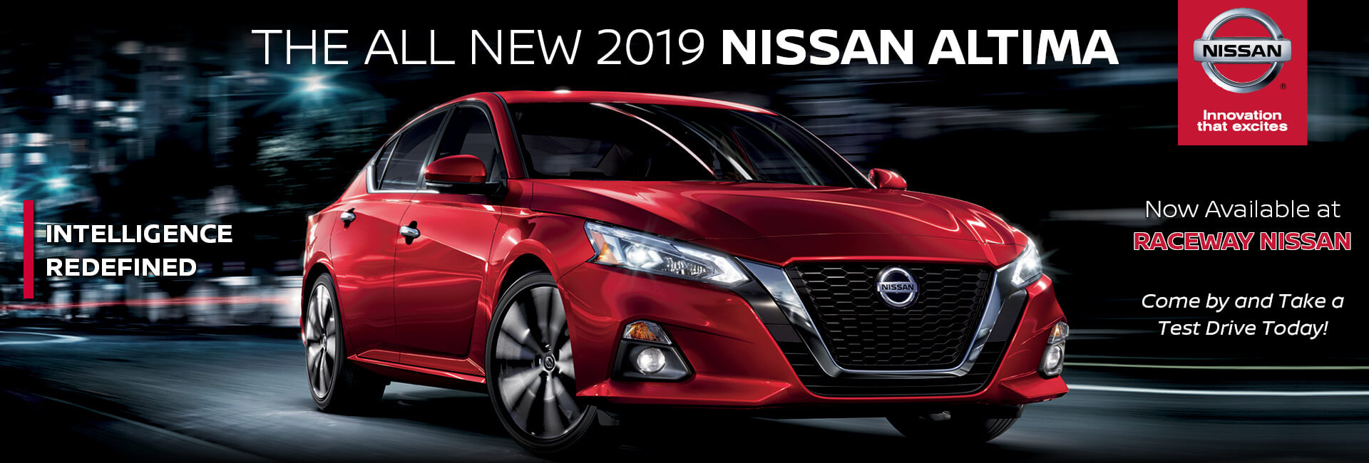 All-New 2019 Altima