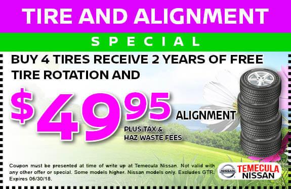 Tire & Alignment