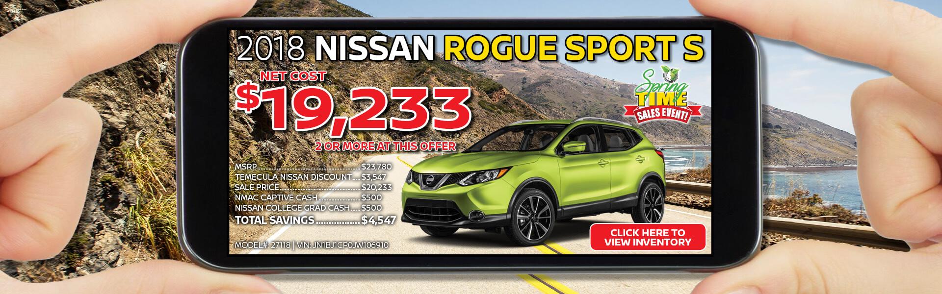 Rogue Sport