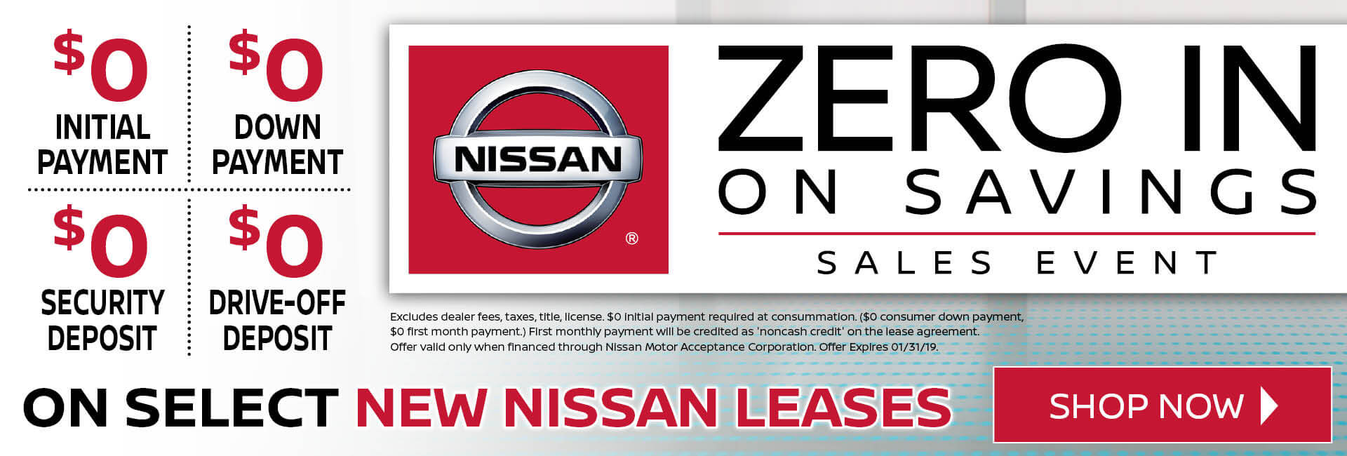 Zero in On Savings - Leases