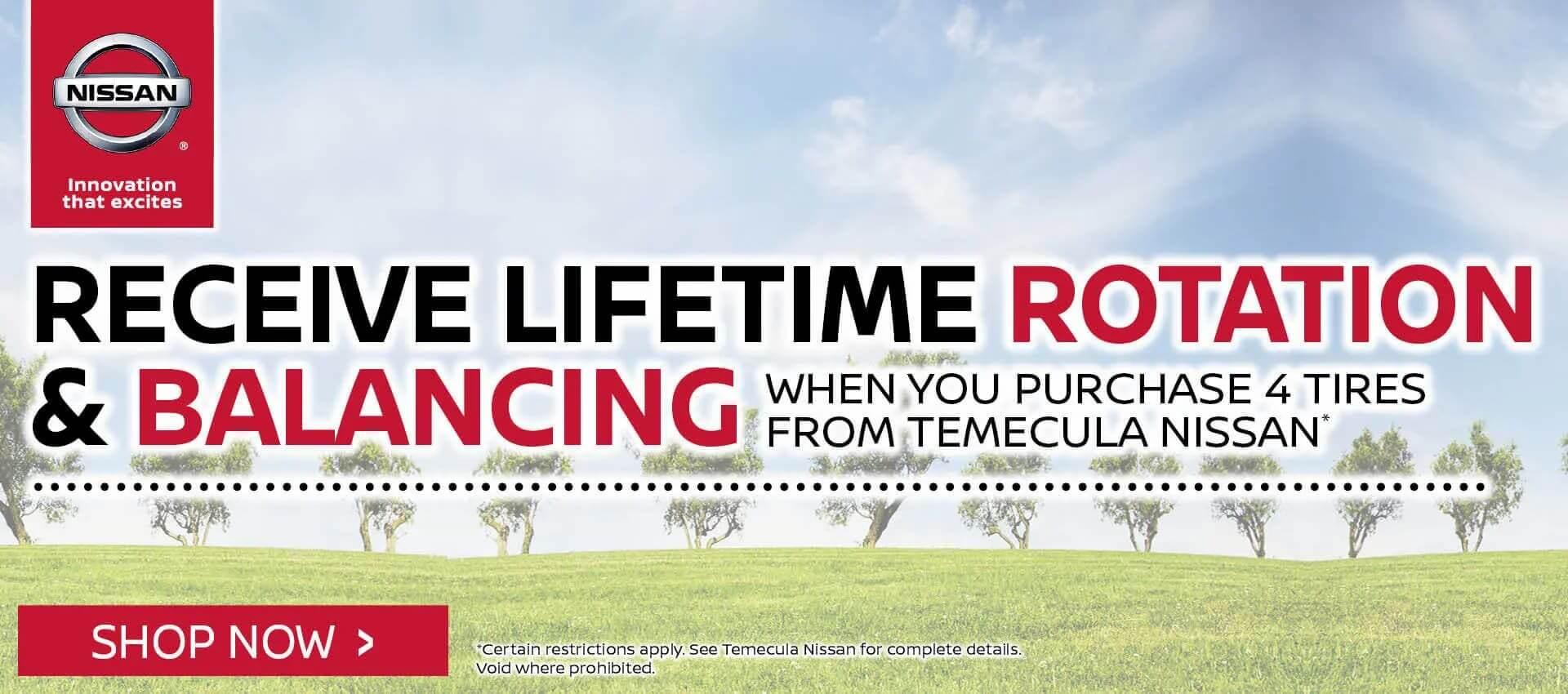 Lifetime Rotation & Balance