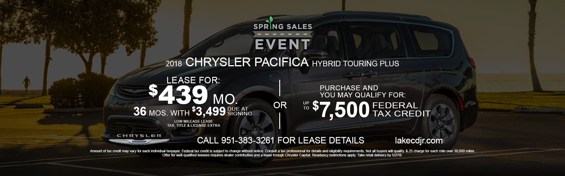 Pacifica Hybrid Touring