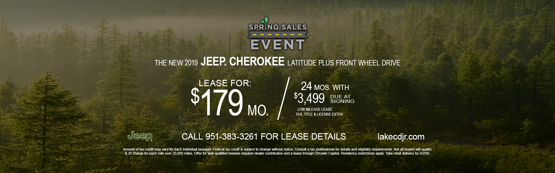Jeep Cherokee Latitude Plus