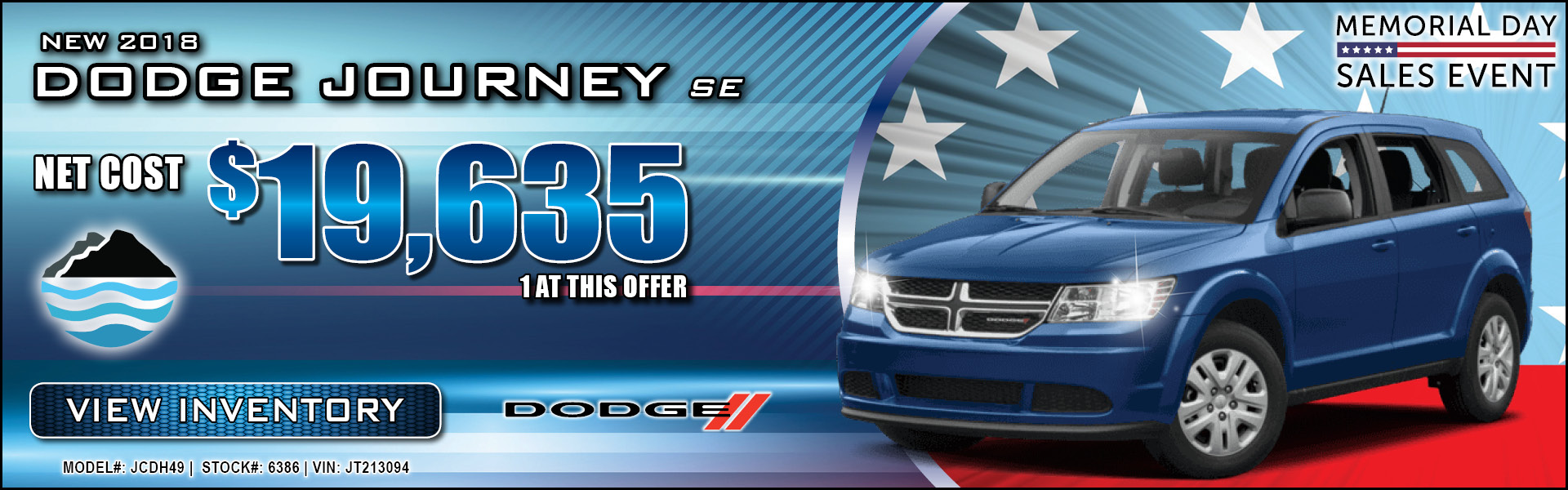 Dodge Journey $19,635