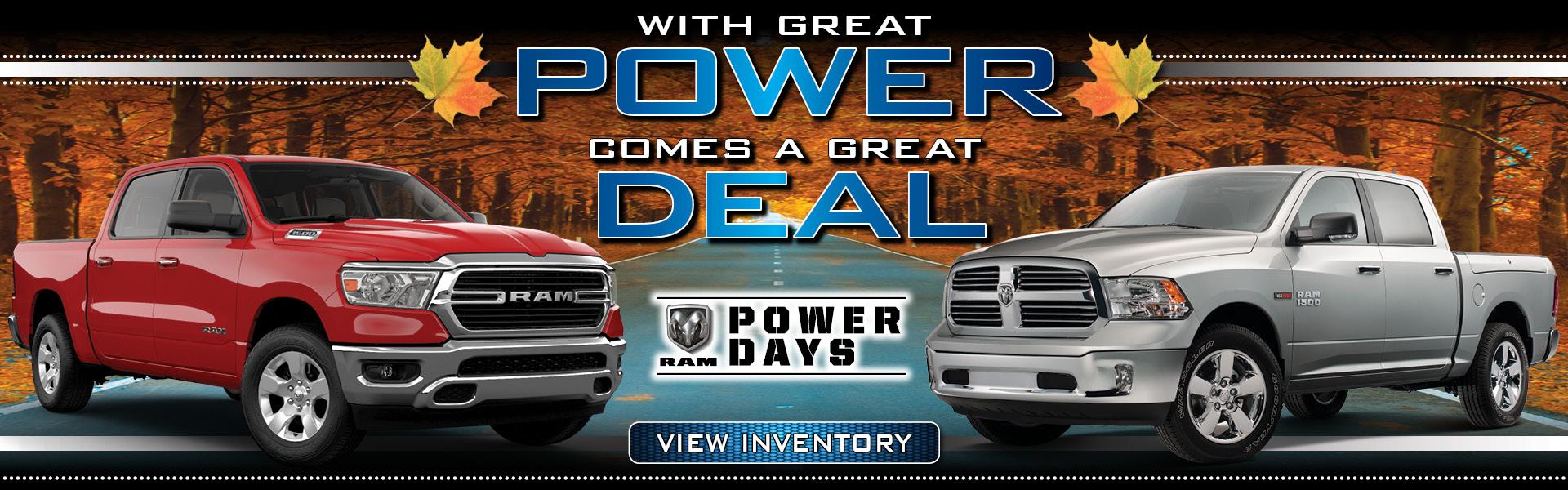 Power Deals