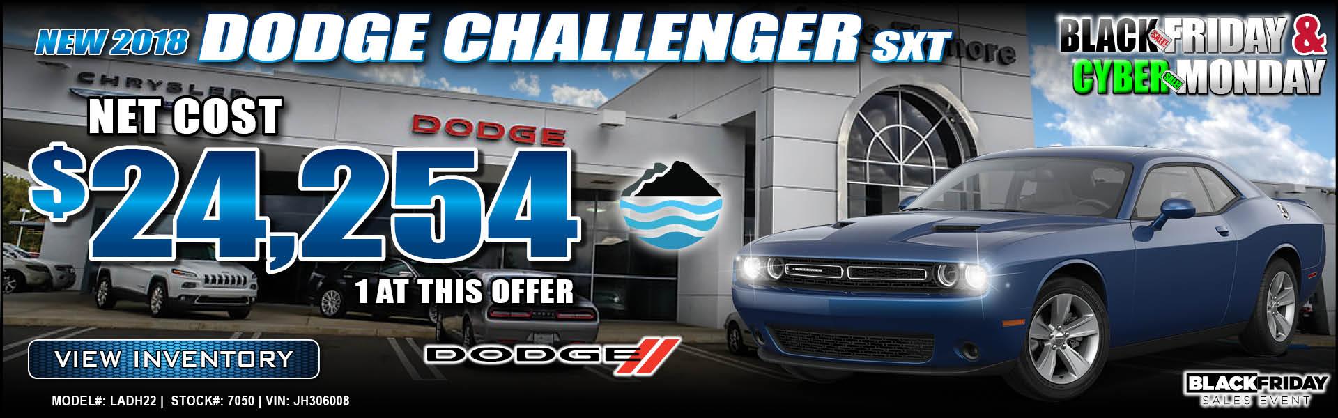 Dodge Challenger $24,254