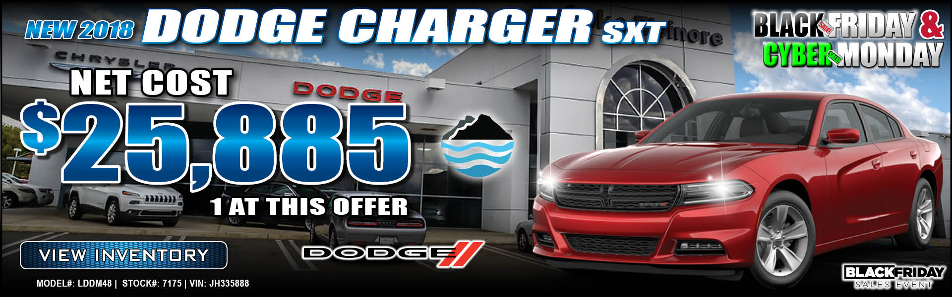 Dodge Charger $25,885