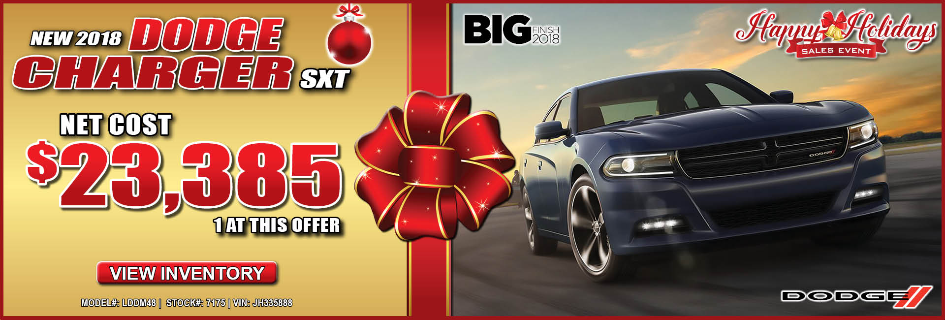 Dodge Charger $23,385