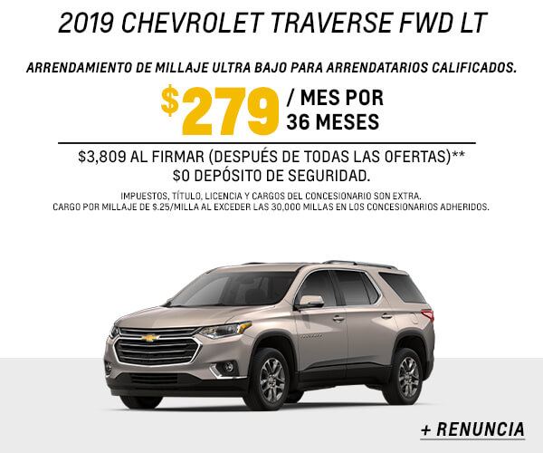 Traverse Lease