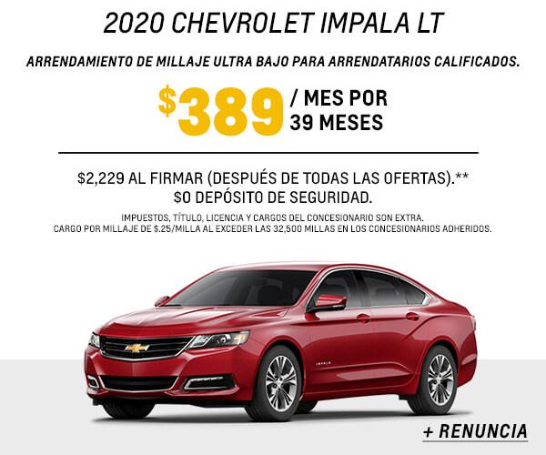 Impala Lease