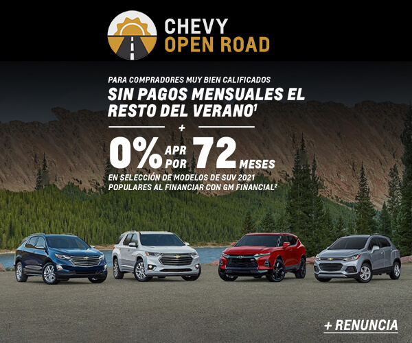 Chevy Drive Event