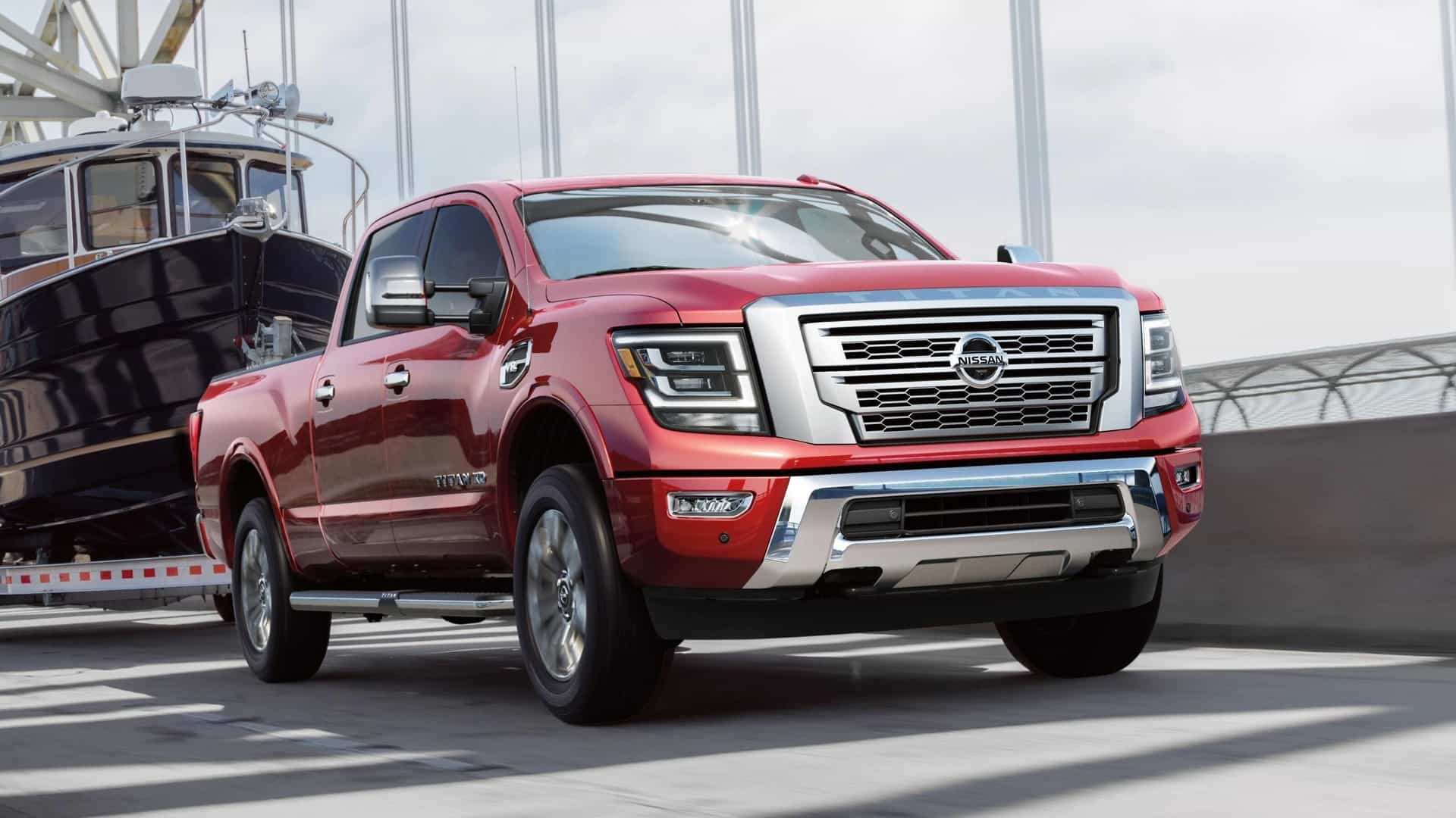 Research the 2020 Nissan Titan near Garden Grove CA