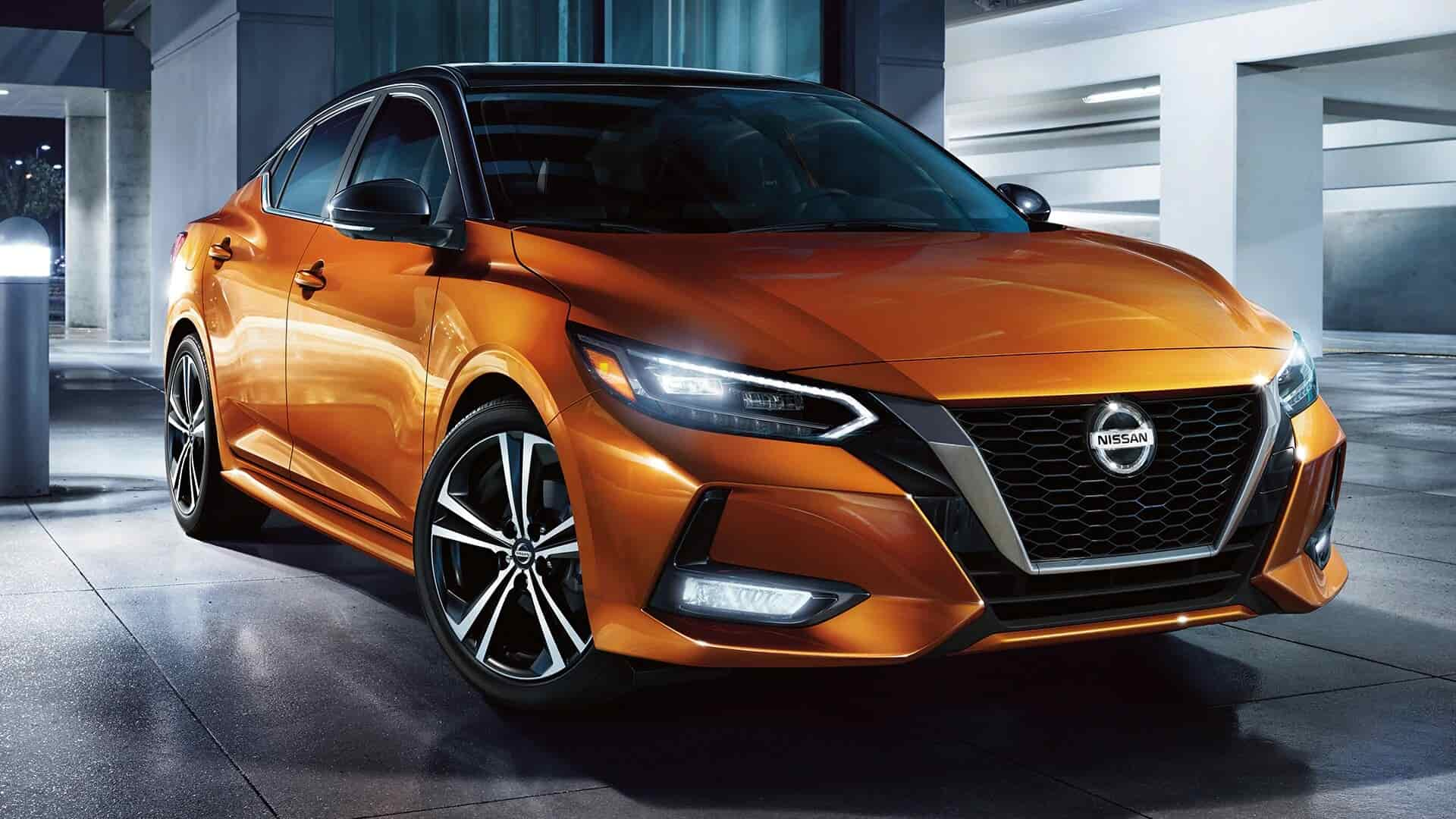 New 2020 Nissan Sentra has arrived in Tustin CA