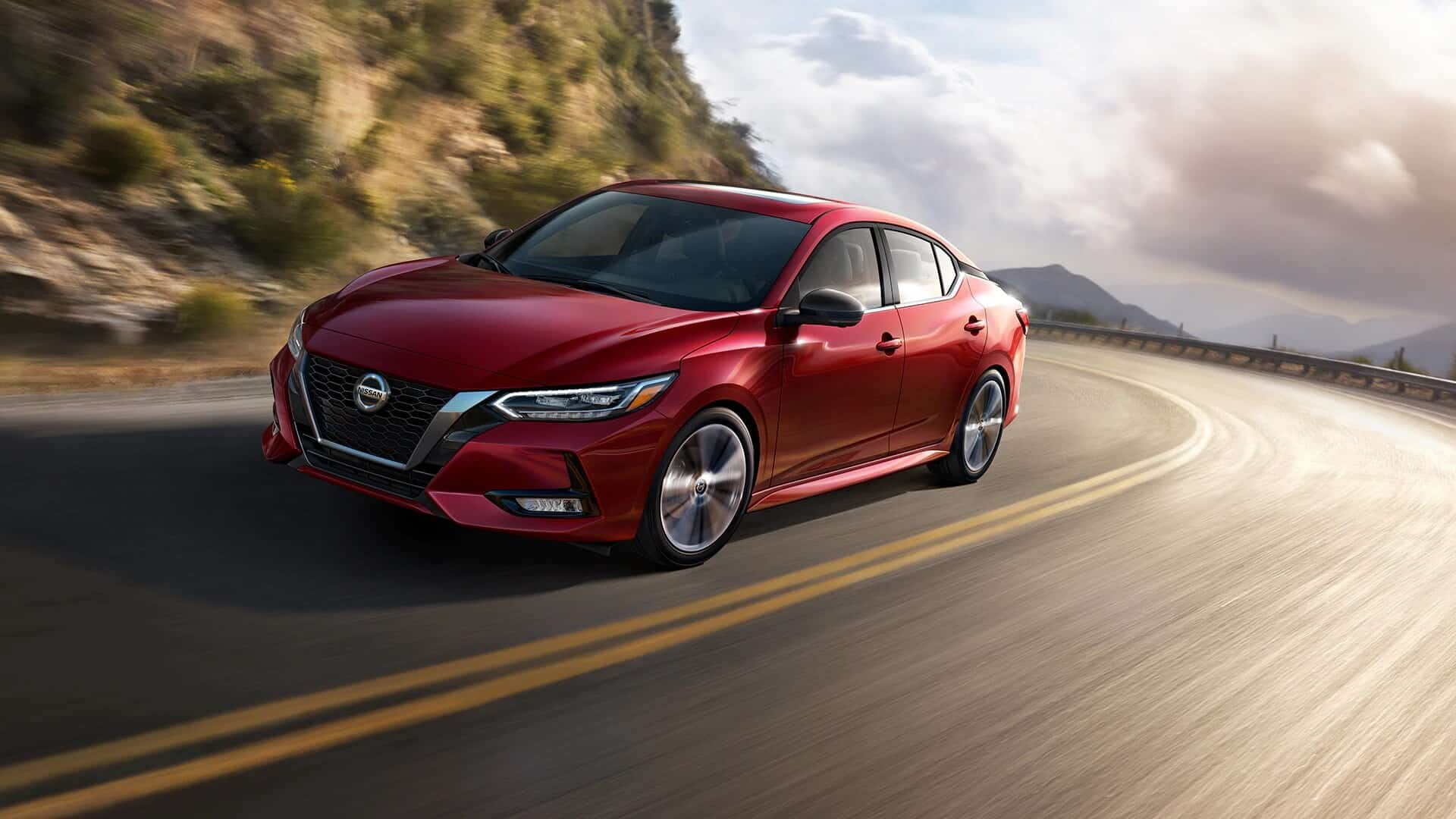 Get to Know the 2020 Nissan Sentra Near Irvine CA