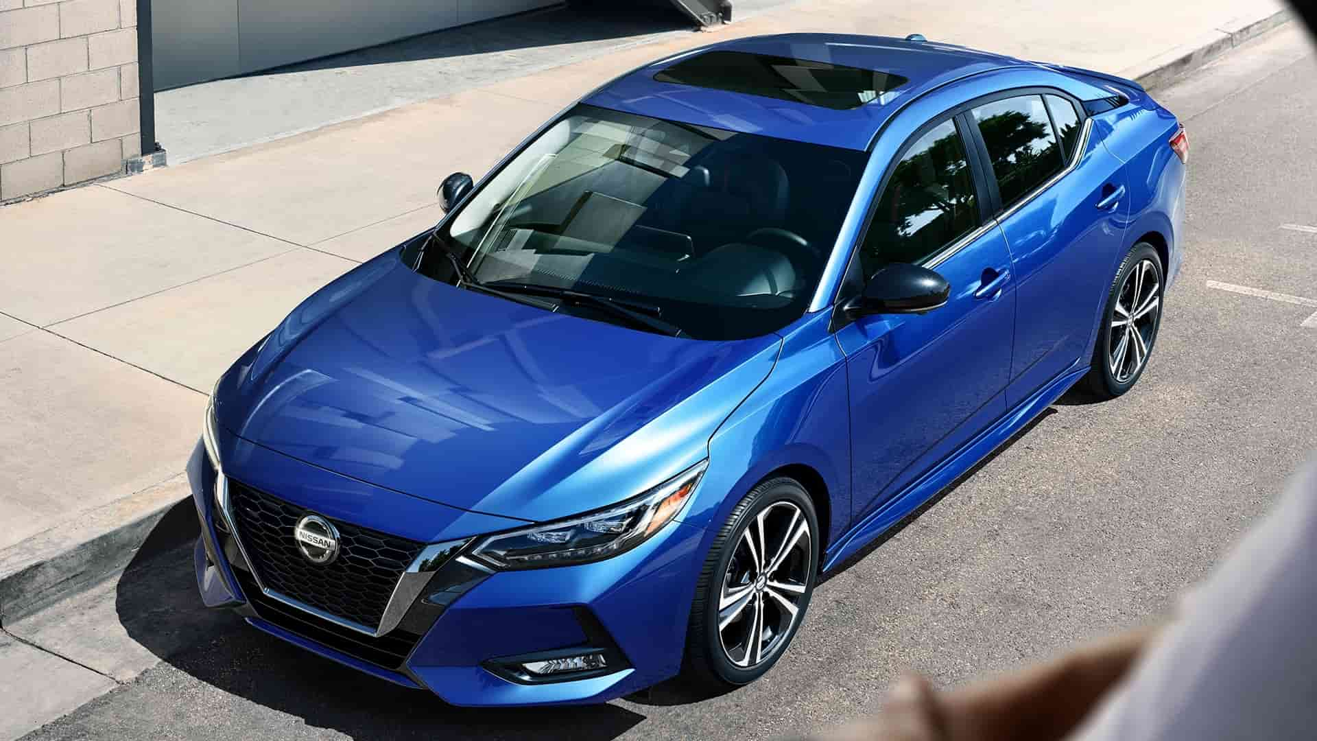 What's new with the 2020 Nissan Sentra near Costa Mesa CA