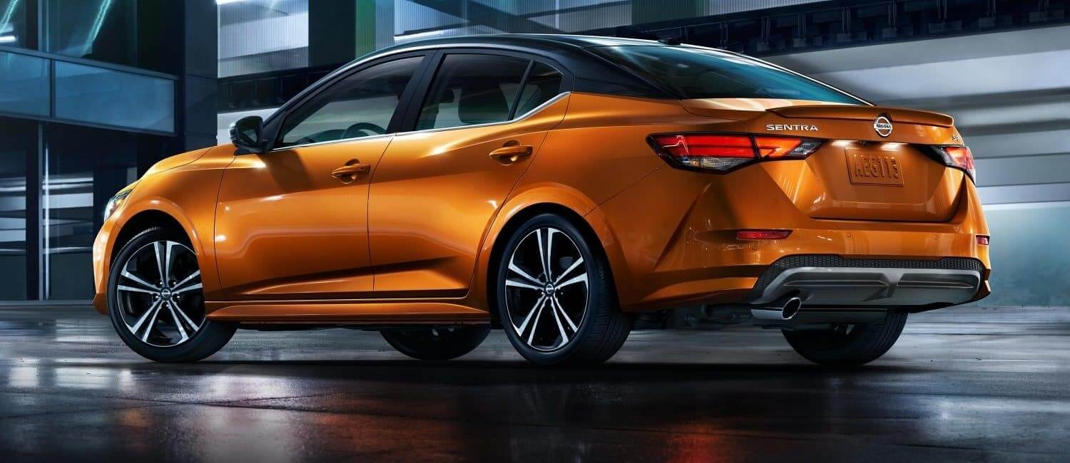 What's new with the 2020 Nissan Sentra near Irvine CA