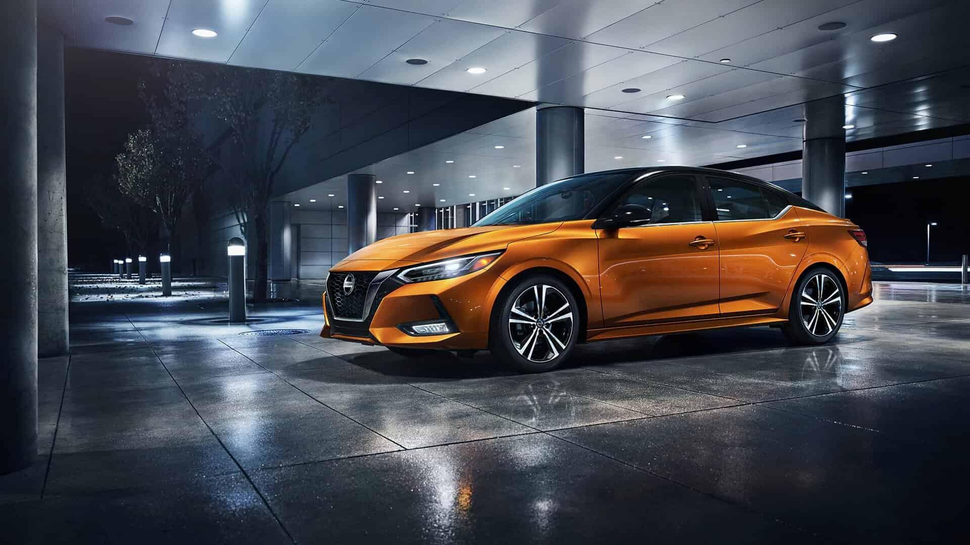 2020 Nissan Sentra Specials near Irvine CA