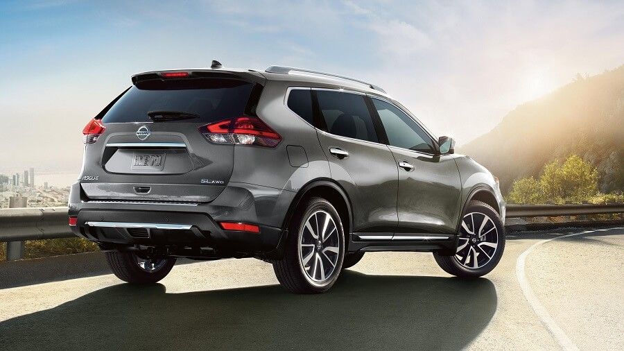 The 2021 Nissan Rogue gets a brand new powertrain serving Tustin California