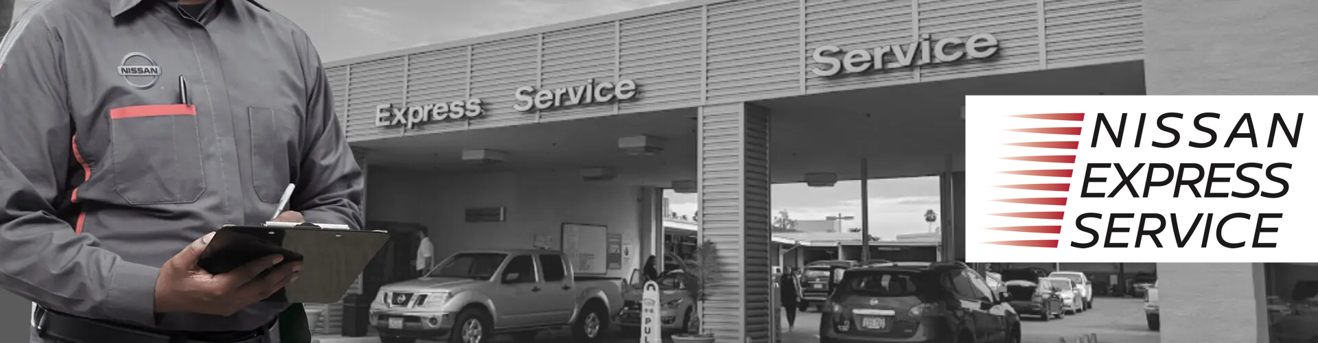 Nissan of Tustin Express Service Department
