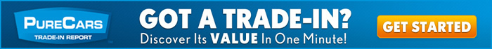 Got a Trade-in? Discover it's value in one minute! Get Started