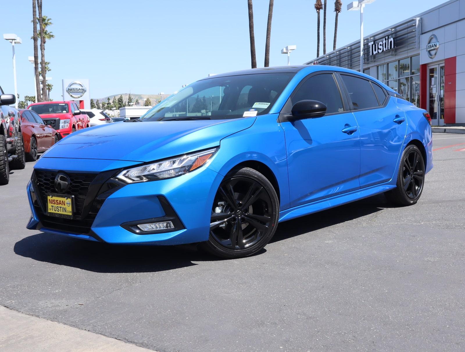 T210169 2021 Nissan Sentra