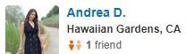 Hawaiian Gardens, CA Yelp Review