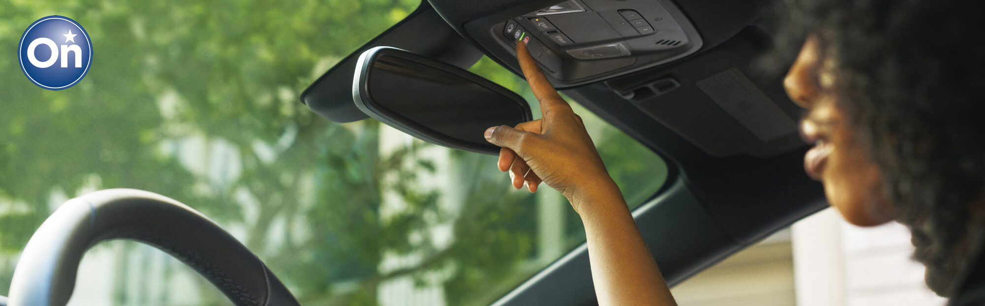 OnStar I Available from Montebello Chevy for Quick Safety Contact