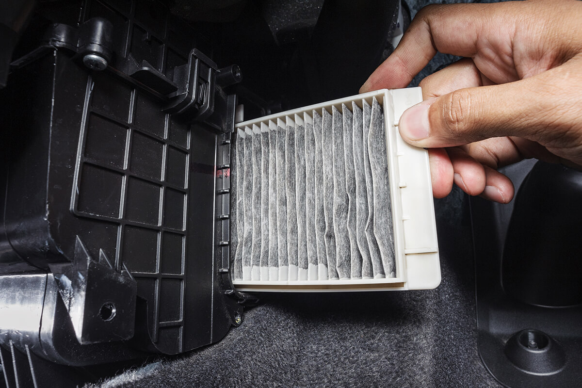 CABIN AIR FILTER REBATE