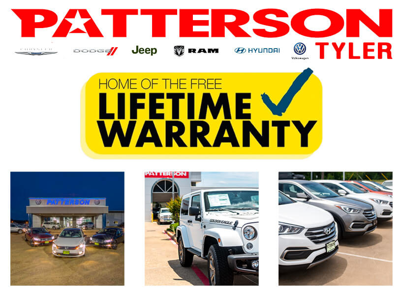 Patterson Tyler car dealership