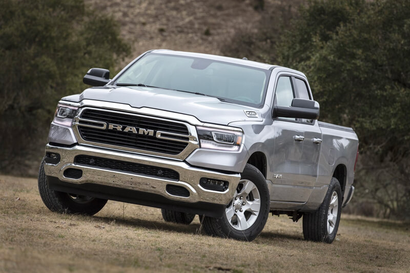 Dodge Ram Trucks >> Dodge Ram Trucks Compare Prices Options Trim Levels