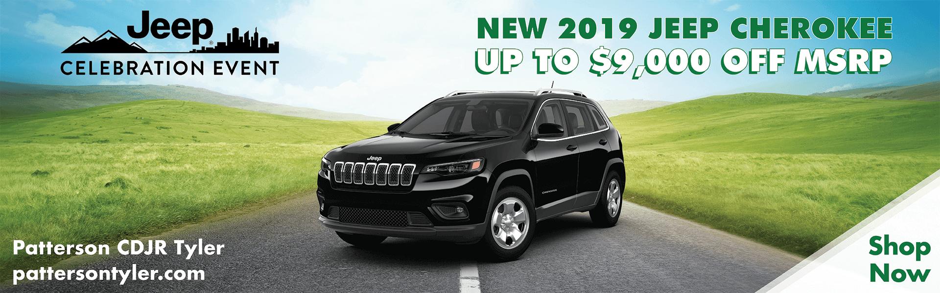 2019 Jeep Celebration Event