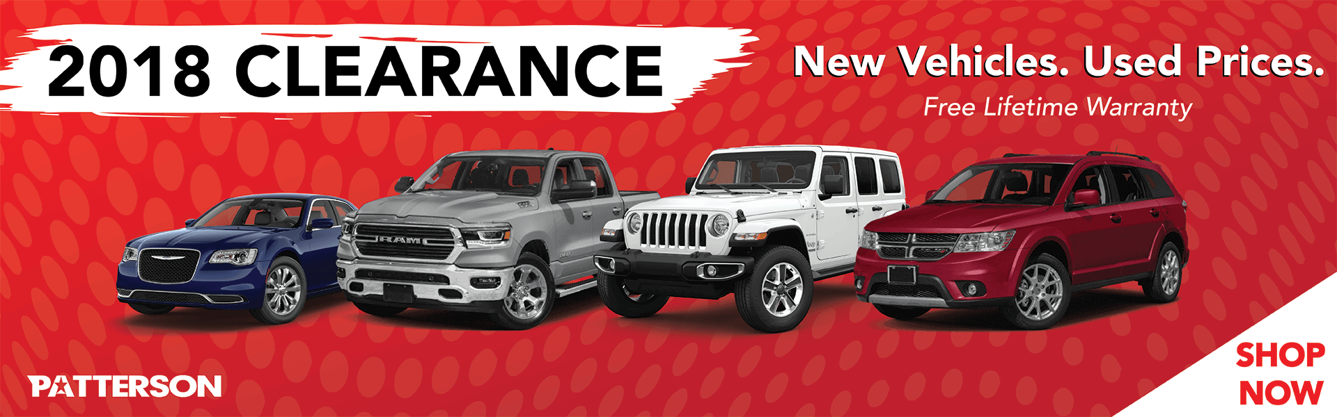 2018 Clearance Event