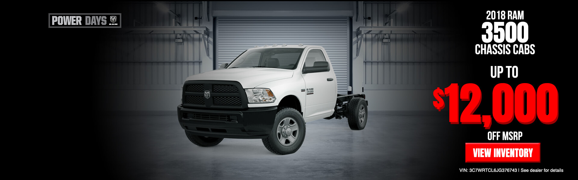 Ram Chassis Cab 3500