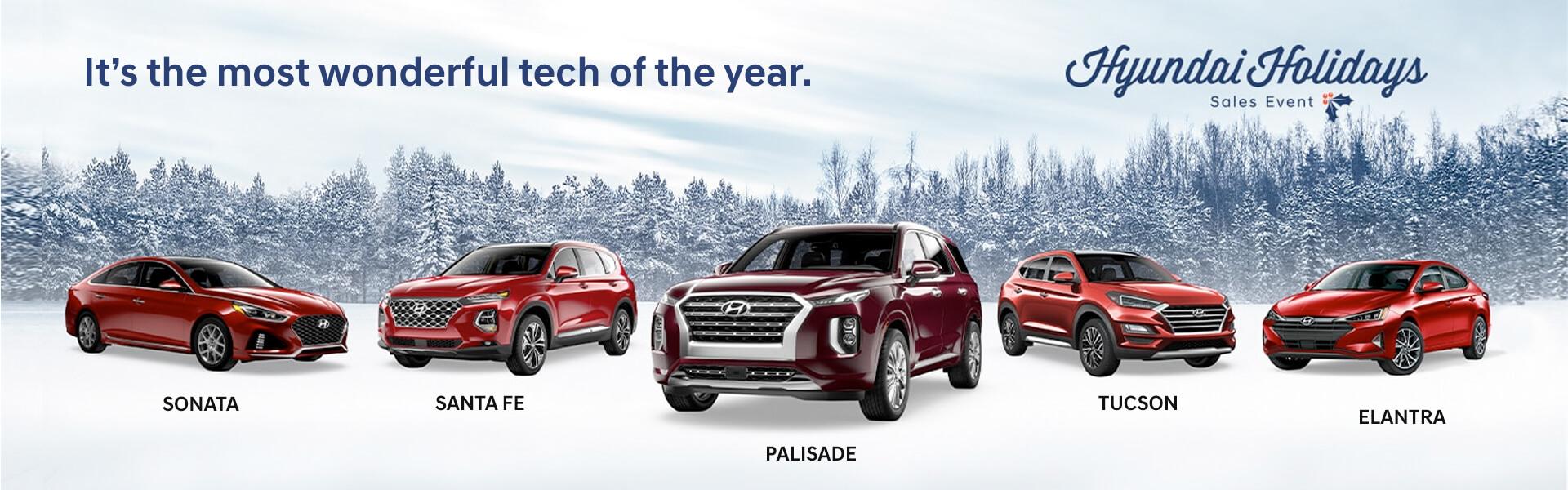Hyundai Holiday Promo