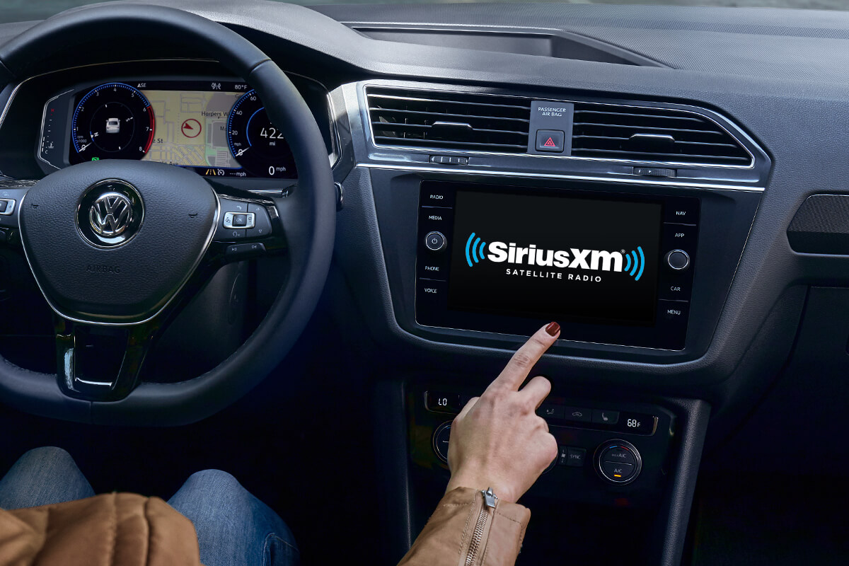 SiriusXM: $5/month for 12 months with a new Select subscription