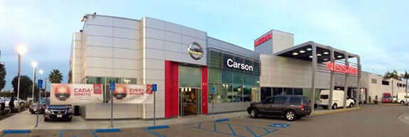 Nissan Dealership Los Angeles >> Learn The History Of Carson Nissan I Your Hometown Nissan Source