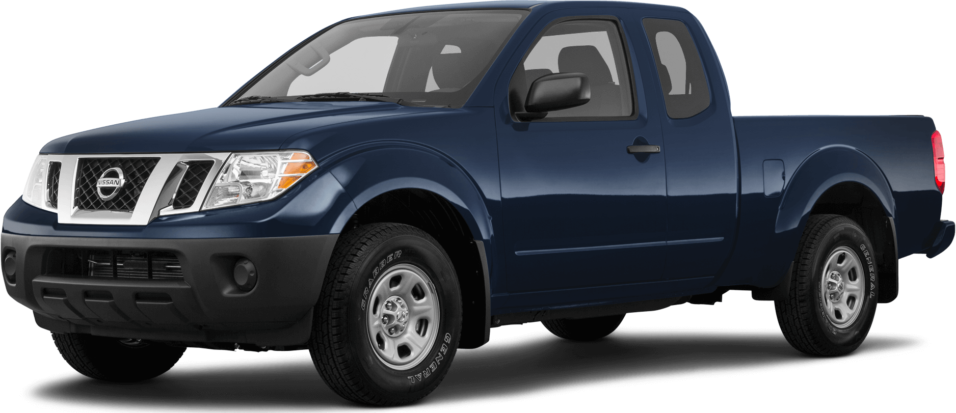 2018 Nissan Frontier 4×2 King Cab RWD