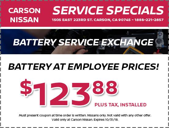 Express Oil Service · Battery Service ...