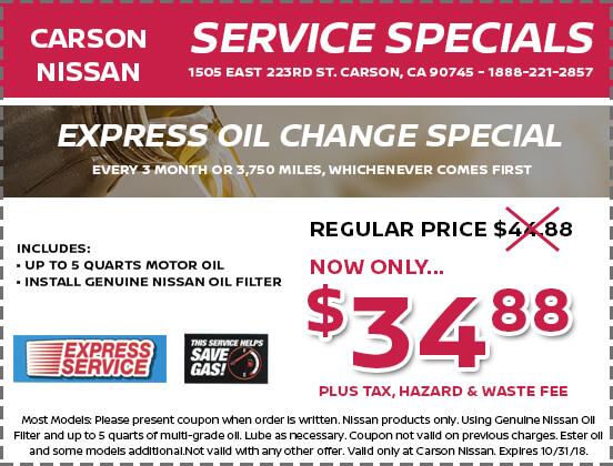 Elegant Express Oil Service ...
